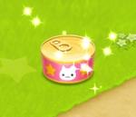 星の島のにゃんこ 猫缶