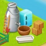 星の島のにゃんこ 牛乳工場