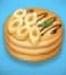 星の島のにゃんこ チョコバナナパンケーキ