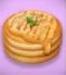 星の島のにゃんこ キャラメルハニーパンケーキ